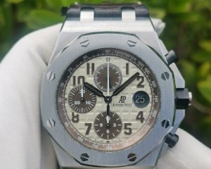Audemars Piguet Royal Oak Offshore Chronograph Safari 26470ST.OO.A801CR.01