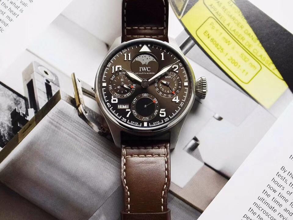 c1710c055d4e Big Pilot Antoine De Saint Exupery Perpetual Calendar IW503801 ...