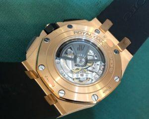 Audemars Piguet Royal Oak Offshore 18K Rose Gold44mm26401.RO.OO.A002.CA.01