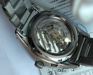 Grand Seiko Caliber 9S 20th Anniversary Limited Edition SBGR311G Brown Dial Limited Edition 1000 Pcs