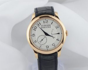 F.P. Journe Chronomètre Souverain Rose Gold 40mm with Rose Gold Movement