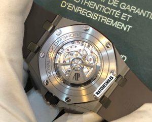 Audemars Piguet Royal Oak Offshore Chronograph Titanium 44mm 26400IO.OO.A004CA.01
