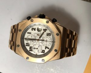 Audemars Piguet Royal Oak Offshore Chronograph Rose Gold 42mm 26170OR.OO.1000OR.01