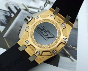 Royal Oak Offshore Rubens Barrichello III Red Skeleton Dial Limited Edition 26284RO.OO.D002CR.01