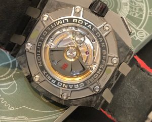Audemars Piguet Royal Oak Offshore Grand Prix Limited Edition 1750 Pcs Forged Carbon  Reference 26290IO.OO.A001VE.01