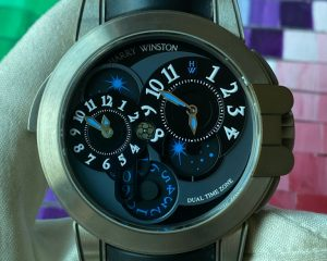 Harry Winston Project Z4 Limited Edition 300