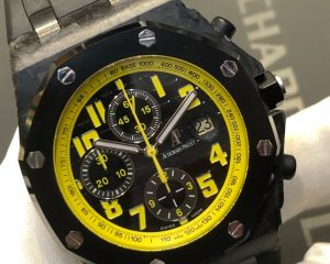 Audemars Piguet Royal Oak Offshore Chronograph Bumble Bee 26176FO.OO.D101CR.02