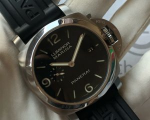 PANERAI PAM 312 Luminor 1950 3 Days GMT Automatic Acciaio - 44mm L Series
