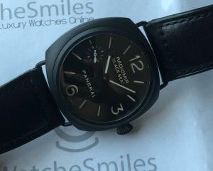Panerai Radiomir PAM292 Black Seal Ceramic 45mm L Series