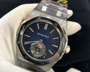 Audemars Piguet Royal Oak Extra Thin Tourbillon 26510IP.OO.1220IP.01 Limited Edition 50 Pcs