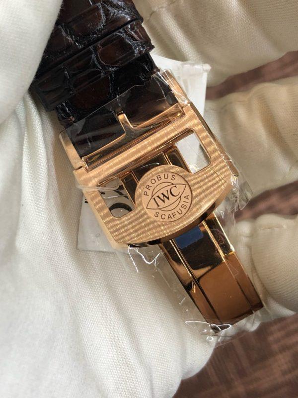 IWC Portuguese Perpetual Calendar Rose Gold IW503302
