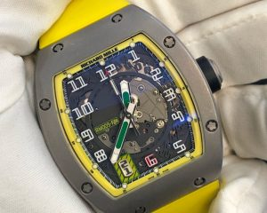 Richard Mille RM005 Felipe Massa AG TI Titanium Limited Edition 300 Automatic