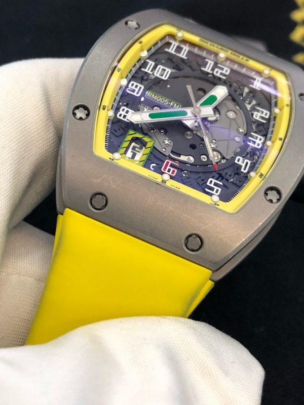 Richard Mille RM005 Felipe Massa AG TI Titanium Limited Edition 300 Automatic