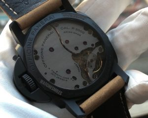 Panerai Luminor Composite 1950 3 Days Limited Edition PAM 375 Limited Edition 2000 Pcs 47mm