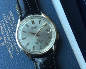 Grand Seiko SBGR095 Historical Collection Limited Edition 600 Pcs