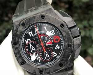 Audemars Piguet Royal Oak Offshore  Alinghi Team Limited Edition 1300 pcs Forged Carbon  Reference 26062FS.OO.A002CA.01