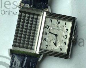 Jaeger-LeCoultre  Reverso Duo Night & Day Q2718410 Steel