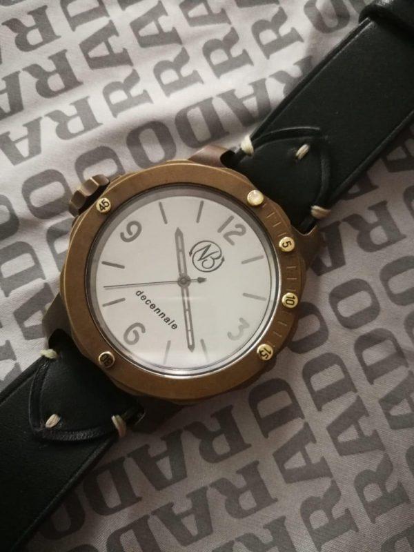 Ennebi MICTOFO BRONZO Decennale Ref 13210 Limited Edition 60 Pcs