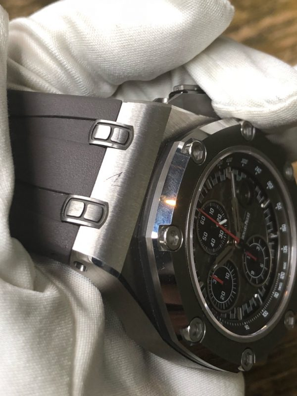 Audemars Piguet Royal Oak Offshore Schumacher Titanium Limited Edition 1000 Pcs  26568IM.OO.A004CA.01