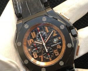 Audemars Piguet Royal Oak Offshore Arnold Schwarzenegger The Legacy 26378IO.OO.A001KE.01