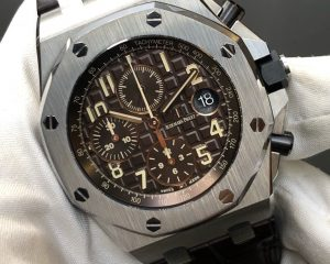 Audemars Piguet Royal Oak Offshore Brown Dial 26470ST.OO.A820CR