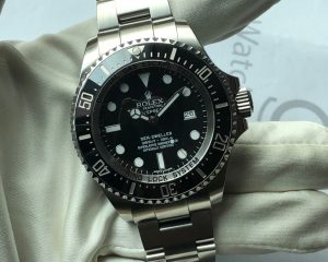 Rolex Deep Sea SD 116660 G Serial with Warranty Card