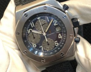 Audemars Piguet Royal Oak Offshore 25770ST.OO.0001.KE01