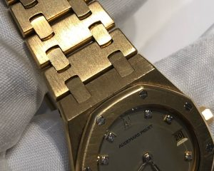 Audemars Piguet ROYAL OAK 18k Yellow Gold, reference BA66270