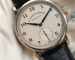 A Lange & Sohne 1815 White Gold 235.026 38.0mm