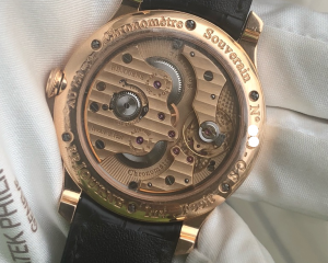 F.P. Journe Chronomètre Souverain Rose Gold Boutique Edition