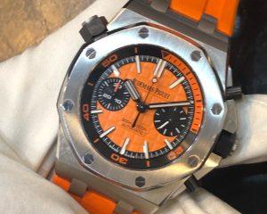 Audemars Piguet Royal Oak OffshoreOrange Diver Chronograph 26703ST.OO.A070CA.01