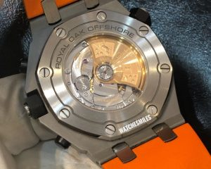 Audemars Piguet Royal Oak Offshore Orange Diver Chronograph 26703ST.OO.A070CA.01