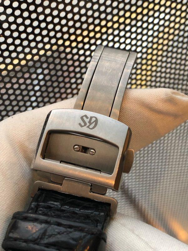 Grand Seiko SBGR305 Hardened Titanium 9S68 Limited Edition 968 Pcs