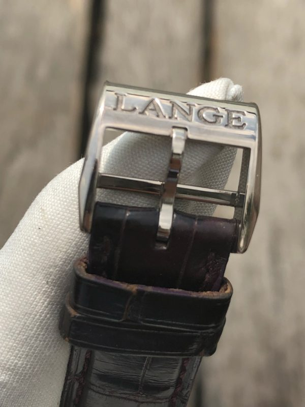 A. Lange & Söhne Lange 1 White Gold Mother Of Pearl Dial 110.029