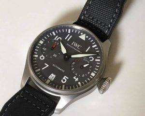 IWC Big Pilot Patrouille Suisse Limited Edition 250pc IW500910