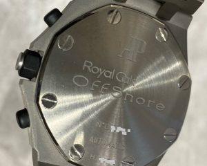 Audemars Piguet Royal Oak Offshore Titanium /w Titanium Bracelet26170TI.OO.1000TI.01