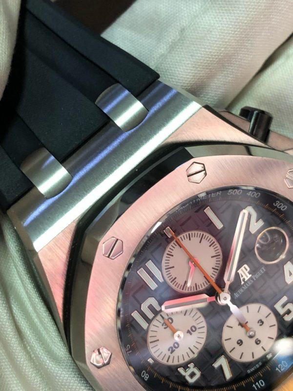Audemars Piguet Royal Oak Offshore Chronograph Navy Blue 26470ST.OO.A027CA.01