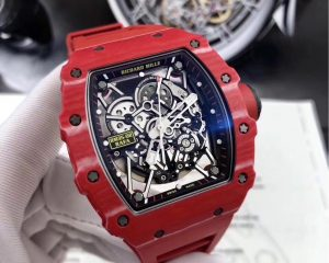 Richard Mille RM35-02 Rafael Nadal Automatic Red Quartz TPT