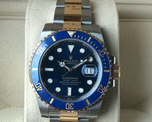 Rolex Submariner Date Blue Dial Automatic 116610LB