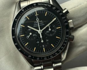 Speedmaster Professional Moonwatch chronograph 863 Caliber reference 359250