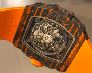 Richard Mille RM11-03 McLaren Automatic Flyback Chronograph NTPT Limited Edition