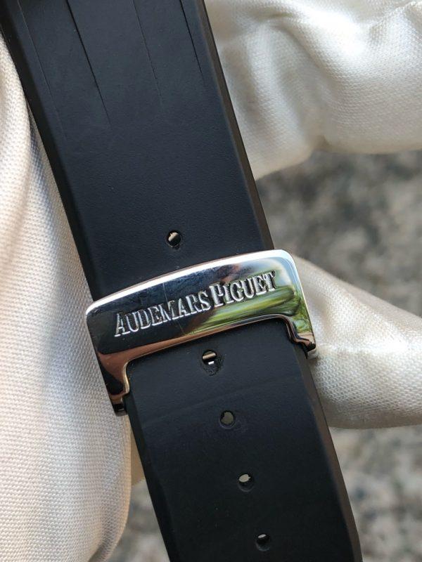 Audemars Piguet Polaris Alinghi Offshore Chronograph 26040ST.OO.D002CA.01 Limited Edition