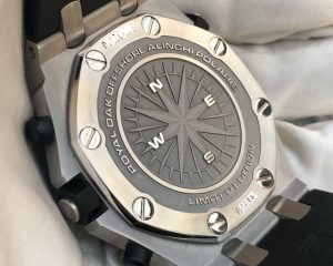 Audemars Piguet Polaris Alinghi Offshore Chronograph 26040ST.OO.D002CA.01 Limited Edition