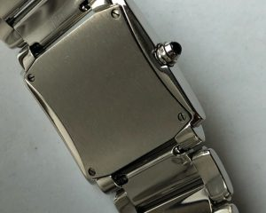 Twenty-4 Rhodium Diamond Eternal Gray Dial Quartz 4910/10A-010