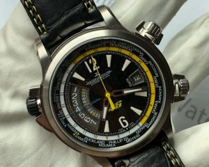 Jaeger-LeCoultre  Master Compressor Extreme W-Alarm Valentino Rossi Limited Edition Q177T47V