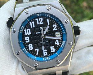 Audemars Piguet Royal Oak Offshore Boutique Scuba Blue Diver 15701ST.OO.D002CA.01 Limited Edition