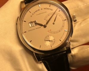 A Lange & Sohne Lange-31 Day Power Reserve 130.025F Platinum