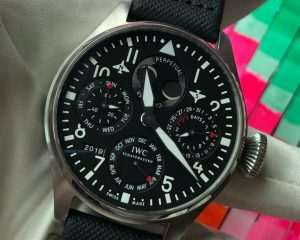 IWC Big Pilot Perpetual Calendar Andreas Huber Edition IW502607 Limtied Edition