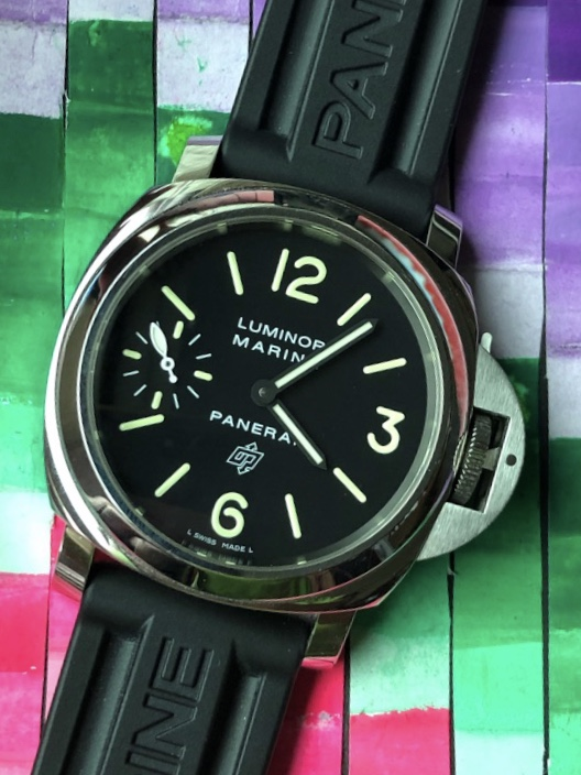 Panerai PAM1005 Luminor Marina Logo 44mm