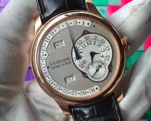 F.P. Journe Octa Calendrier 18K Rose Gold 40mm with Rose Gold Movement